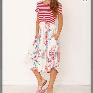 Very cute summer dress size 2x 1a